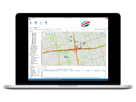 Mulmer Services: GPS & Telematics Software