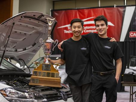 21st Annual Toronto Automotive Technology Competition Signals Bright Future for Canada's Auto