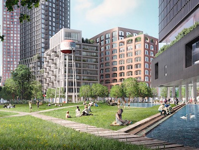 CPPIB is about to develop a Toronto Christie property