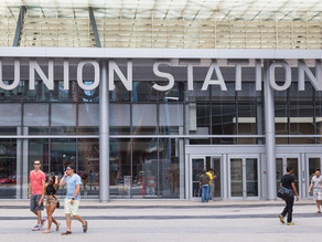 The Union Station Revitalization Project Is Almost Complete