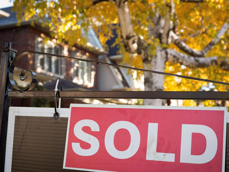 VIDEO: Toronto home prices rise in October as listings plunge 18.8%