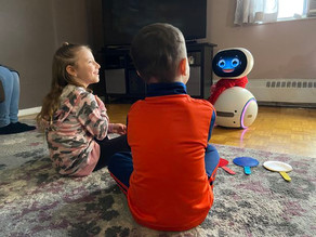 Toronto charity creates robot to entertain, educate kids who can't go to school due to severe illnes