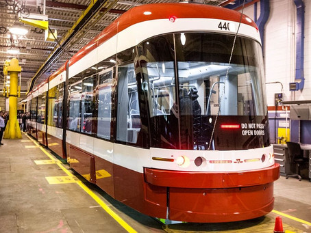 TTC's 5-year, $779M plan calls for major improvements to streetcar network and bus services
