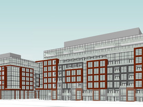 Altree Revises Plan for Two-Building Scarborough Project