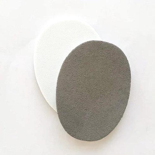 Half-size shoe pad
