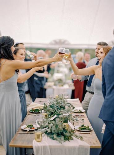 Micro Wedding Decor