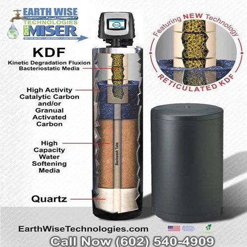 H2O Miser 40'000 grain softening conditioner