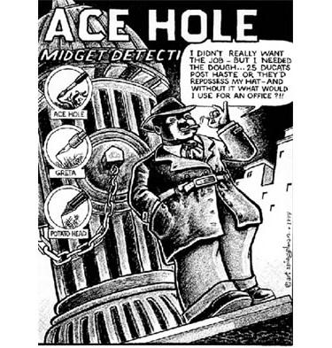 ACE HOLE