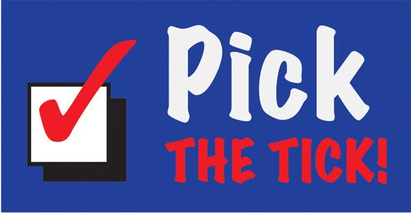 Pick the tick