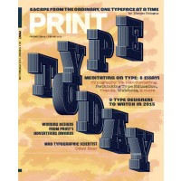 February 2015 issue of Print