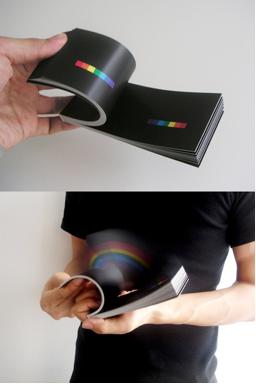 Rainbow in Your Hand flipbook by Utrecht
