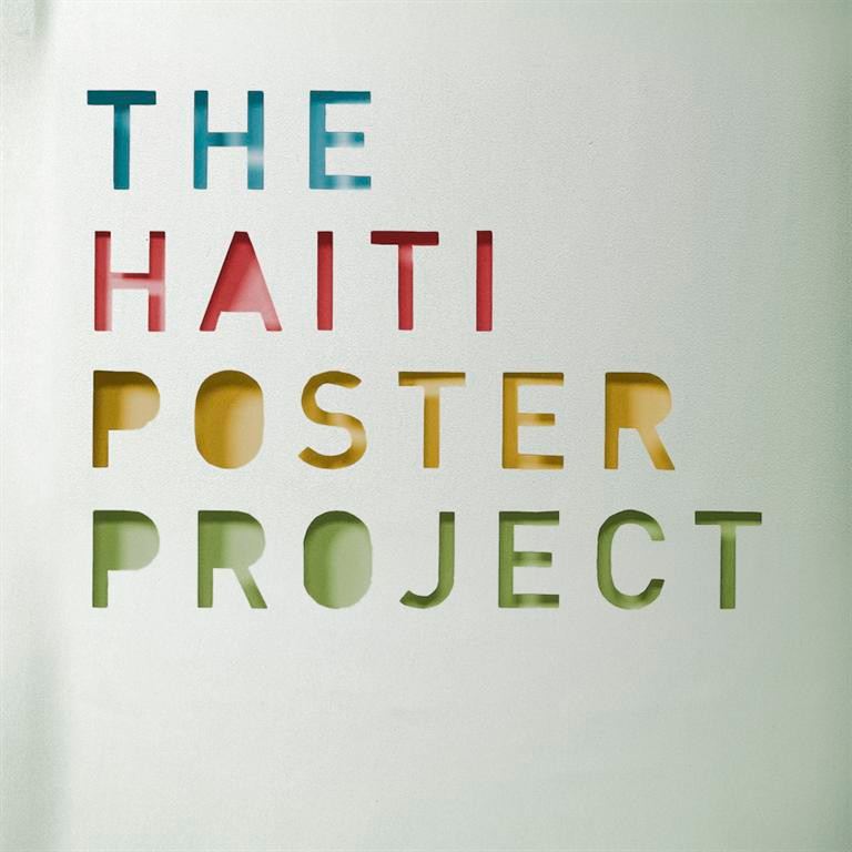 The Haiti poster project