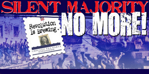 silent majority no more