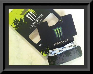 Ryder Ripps, Monster Energy for PS1 (2011).