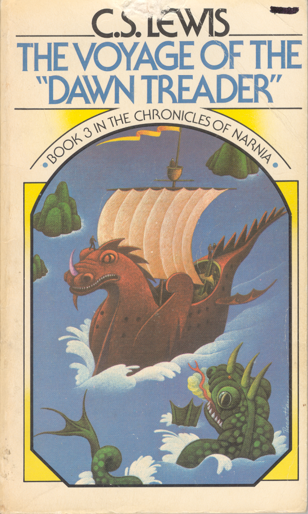"Book- The voyage of the ""dawn treader"""