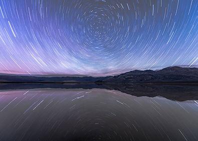 Time-Lapse-Around-North-Star Nowhereland
