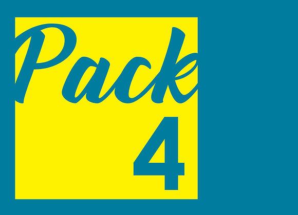 Pack. Liens d'accès à l'ensemble des programmes