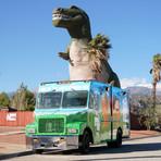 Wafflesaurus Truck in Cabazon