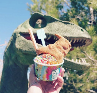 Dinosaurs & Wafflesaurus
