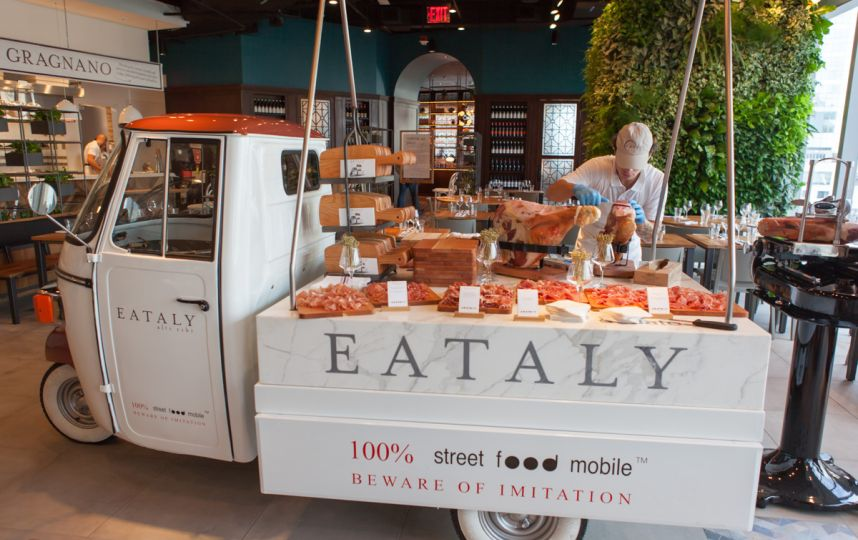 Eataly Fresh Food