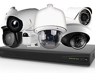 Integrated IP and analog camera systems