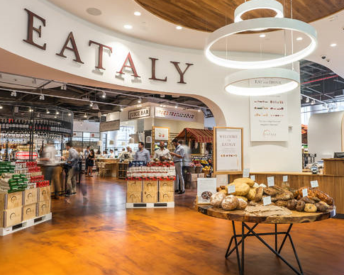 Entry to Eataly