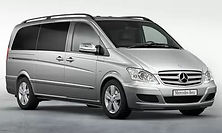 Mercedes Viano Chauffeur