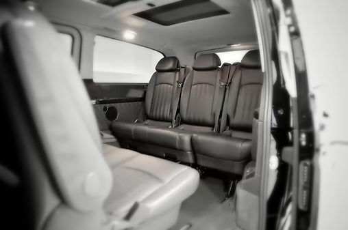 Chauffeur Driven Mercedes Viano