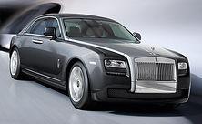 Rolls-Royce Ghost Chauffeur