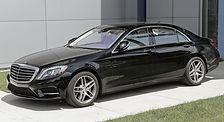 Mercedes S-class Chauffeur