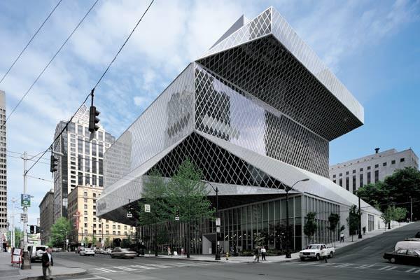 💡 Características de la Arquitectura Deconstructivista. HATCH ARQUITECTOS.