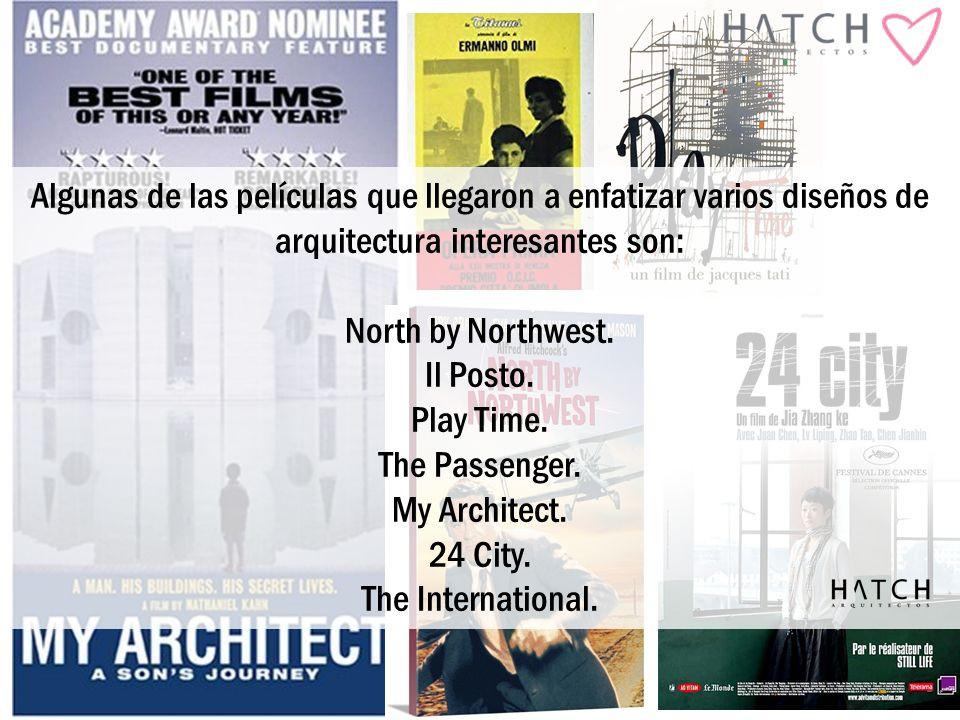Curiosidades - datos de obras y representantes de la arquitectura en todo el mundo.