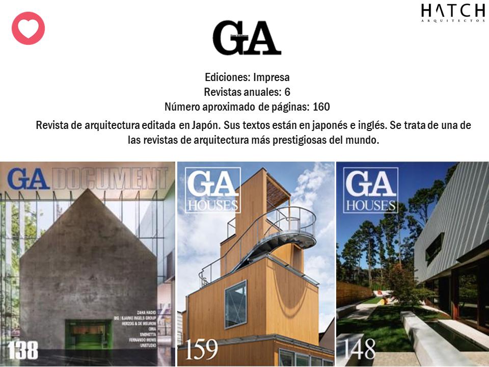 🔥📗 Las Mejores 16 Revistas de ARQUITECTURA del MUNDO.