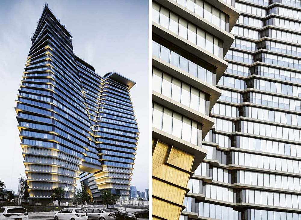 🏬 Pieles arquitectónicas. Pieles y materiales para fachadas arquitectónicas.