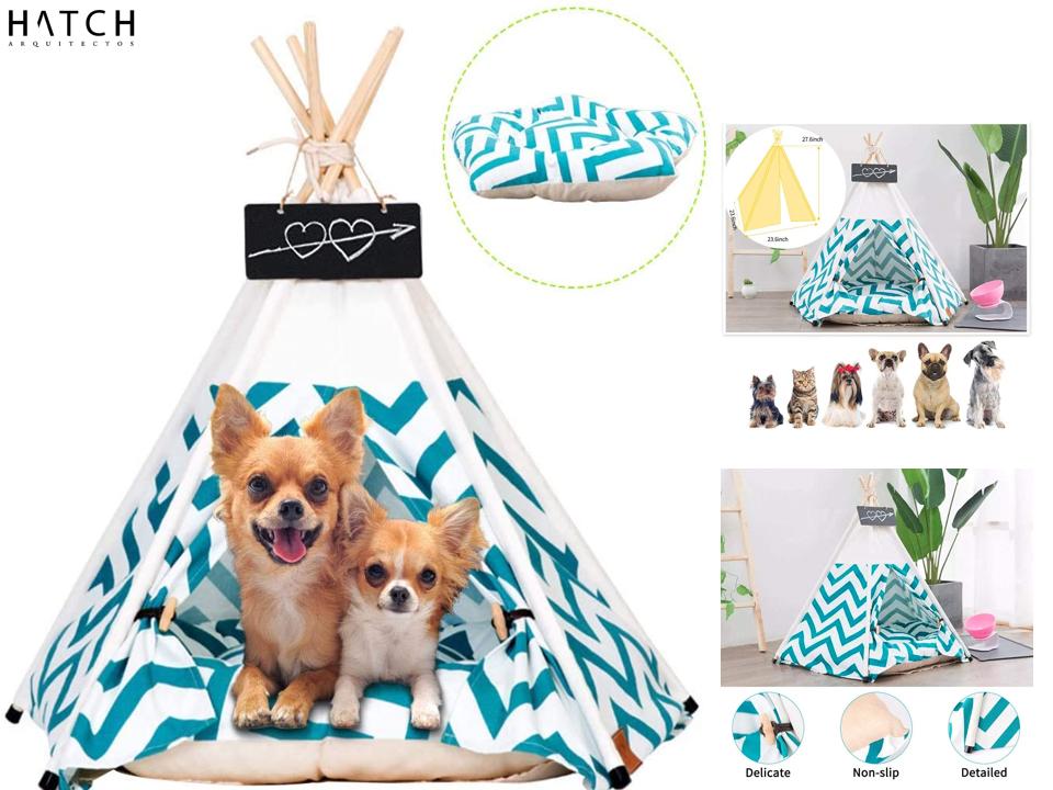 Arquitectura para mascotas 🐶 Increíbles casitas con diseños impresionantes para tus animalitos, aquí puedes adquirirlos y compartir con ellos el amor que le tienes al diseño y al excelente gusto