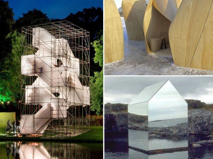 🚀 Arquitectura Efímera |  Características. HATCH ARQUITECTOS.