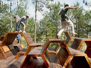 🚧 Excelentes ideas para MOBILIARIO URBANO🧱 -El mobiliario urbano (a veces llamado también elementos urbanos) es el conjunto de objetos y piezas de equipamiento instalados en la vía pública para varios propósitos.🚦