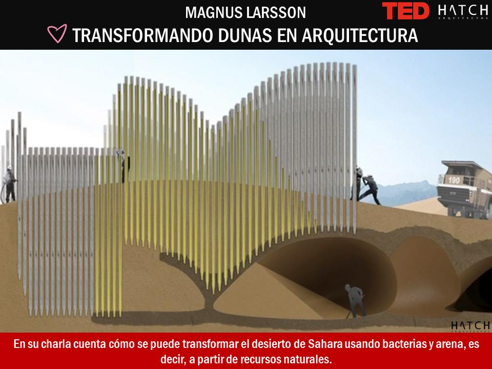 🎤 Charlas TED PARA Arquitecto