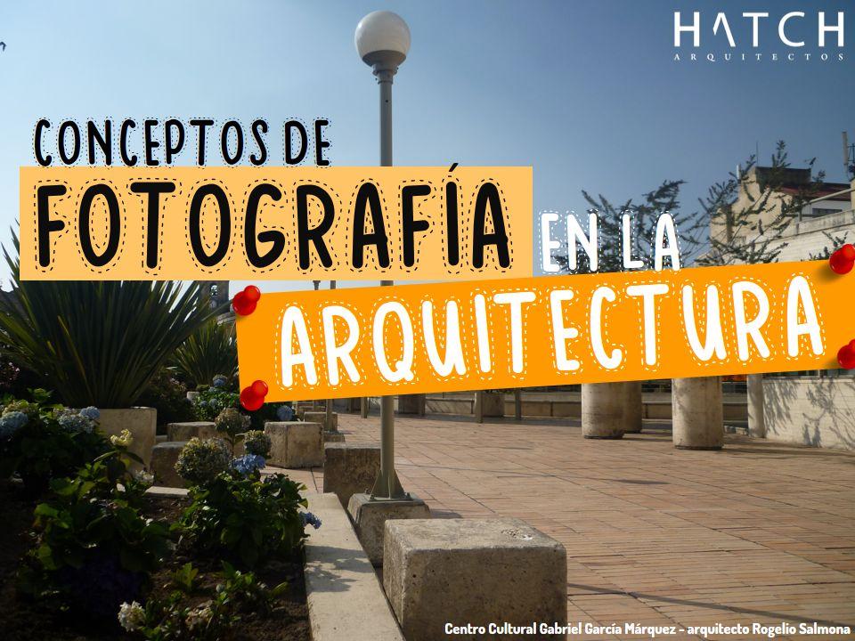 Fotografía en la arquitectura