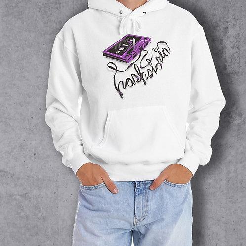 Purple Tape Hoodie