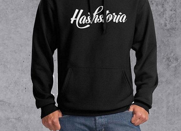 Hashstoria Simple Logo Hoodie