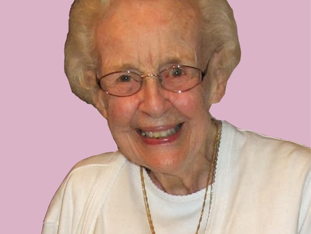 Gertrude Elizabeth Sophia Zancho (née Wieland)