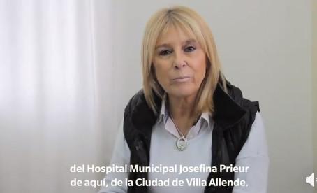 Quita de bonos en el Hospital Josefina Prieur