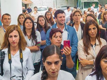 Inauguramos la nueva farmacia y el vacunatorio