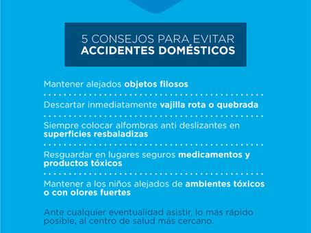 Accidentes domésticos