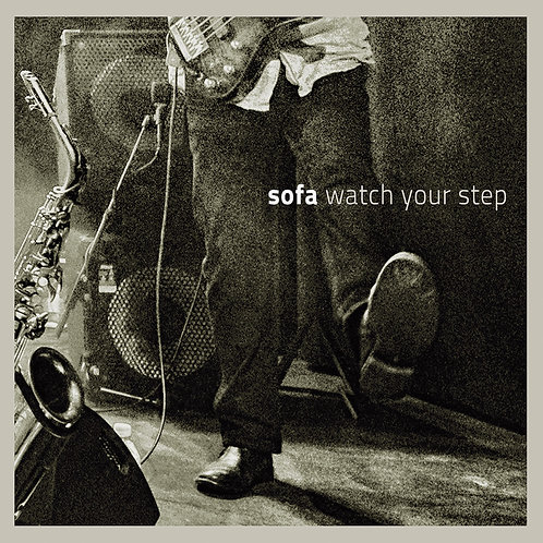 "Album""Watch Your Step"""