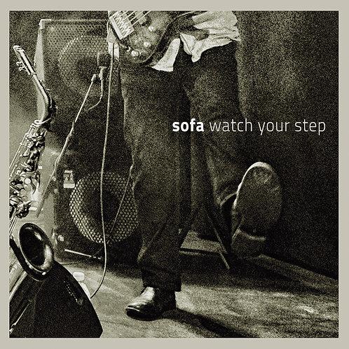 "Album""Watch Your Step"""