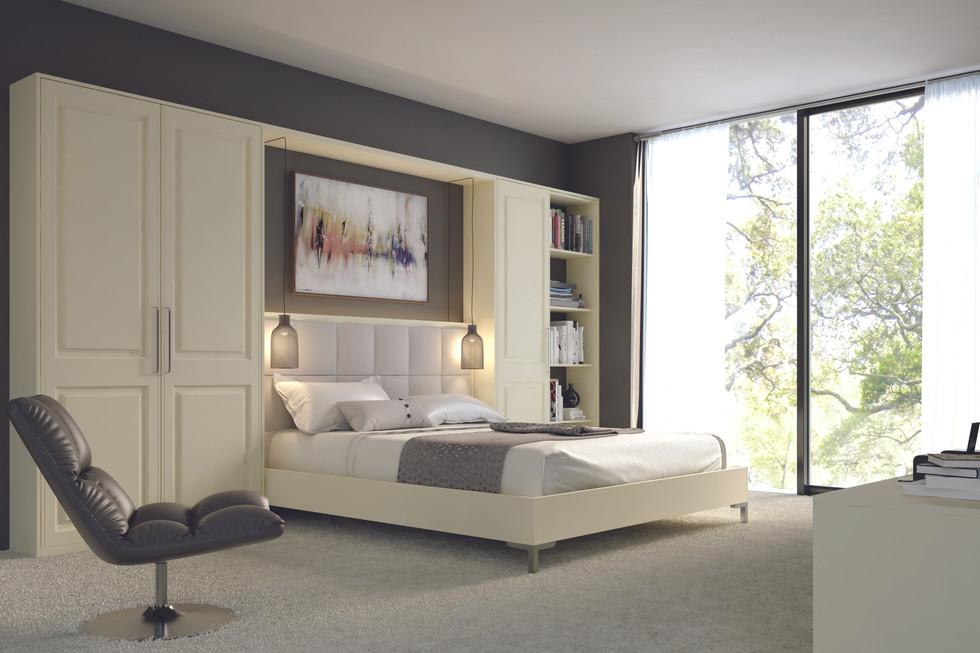 Bella Tuscany Alabaster Bedroom