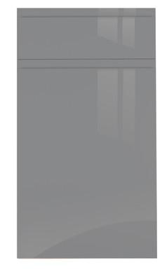 Jayline Supergloss Dust Grey Door