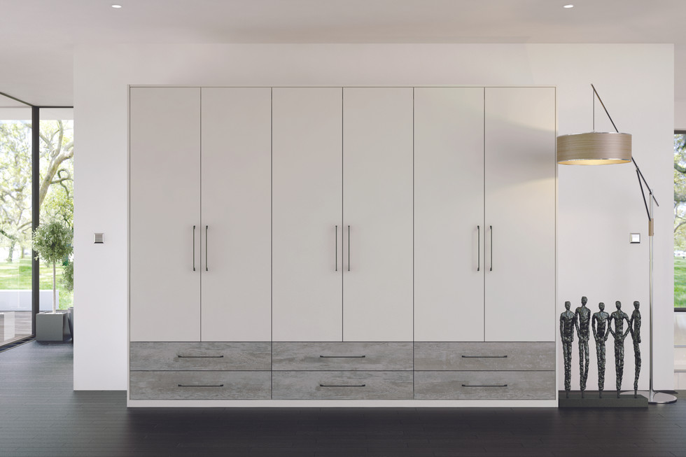 Valore Driftwood Light Grey and Smooth